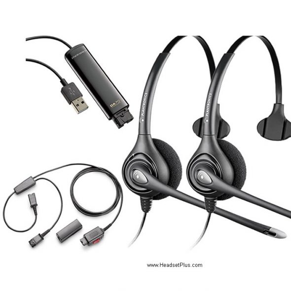 Plantronics USB training