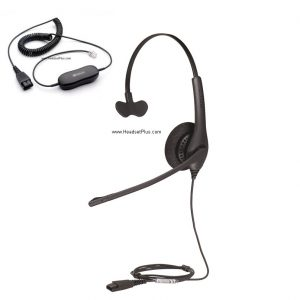 panasonic kx utg200 and kx utg300 plantronics wireless headset ehs you can pick any headset from the jabra gn direct connect headset page it comes the rj9 adapter cable for these panasonic phones setting 6 on the