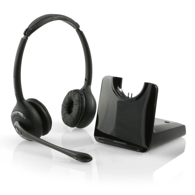Top 5 Wireless Headset For The Office Headsetplus Com Plantronics Jabra Headset Blog