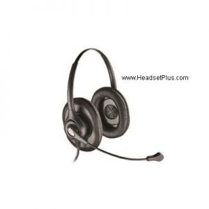 Plantronics Jabra Hearing Aid Compatible Hac Headsets For Office Telephone Or Pc Softphone Headsetplus Com Plantronics Jabra Headset Blog