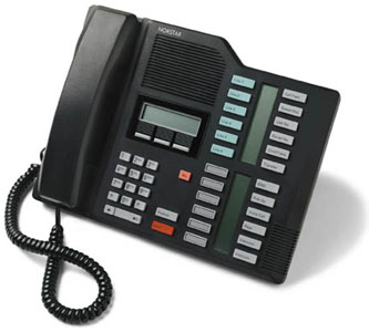 nortel-phone headset