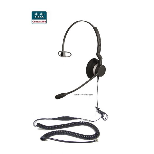 Jabra Biz 2300 Duo Cisco Certified