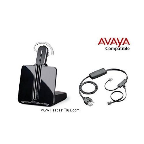 CS540-Avaya