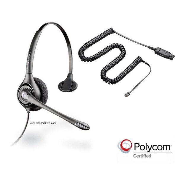 Polycom Headset