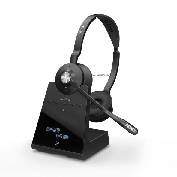 a8b93317430 This binaural wireless headset boasts all the same features of the Engage  65 plus more. You will still have the incredible range, talk time, and  advanced ...