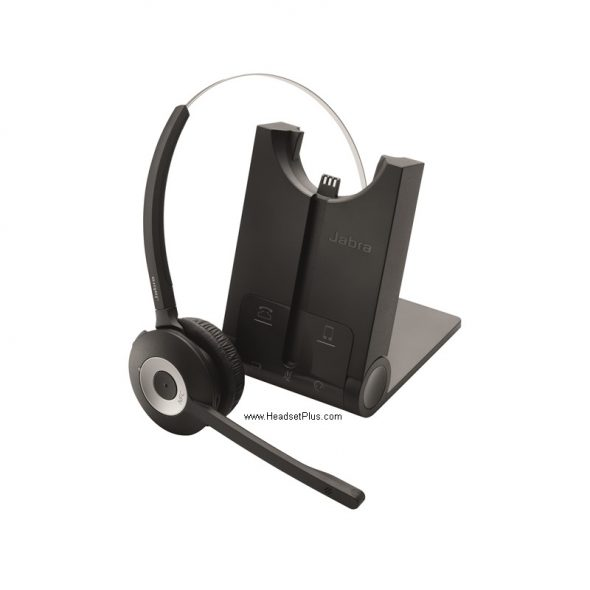 650c29aafa9 Jabra Pro 930 UC USB Wireless Computer Headset (Single connectivity to  computer)