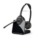Plantronics CS520-XD Wireless Headset, Binaural, CS520XD