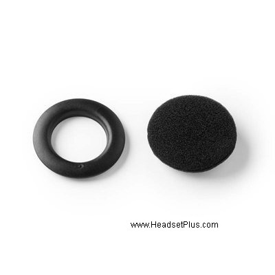 GN Netcom 2100 Series small Foam Ear Cushions w/Ear Plate (2)