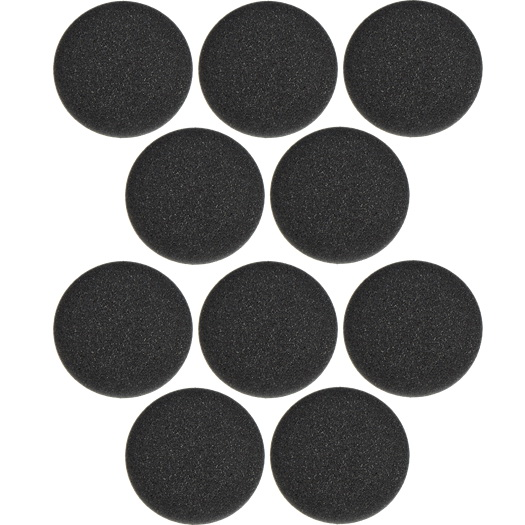 Jabra Evolve 20/30/40/65 Evolve Foam Ear Cushions 10-pack