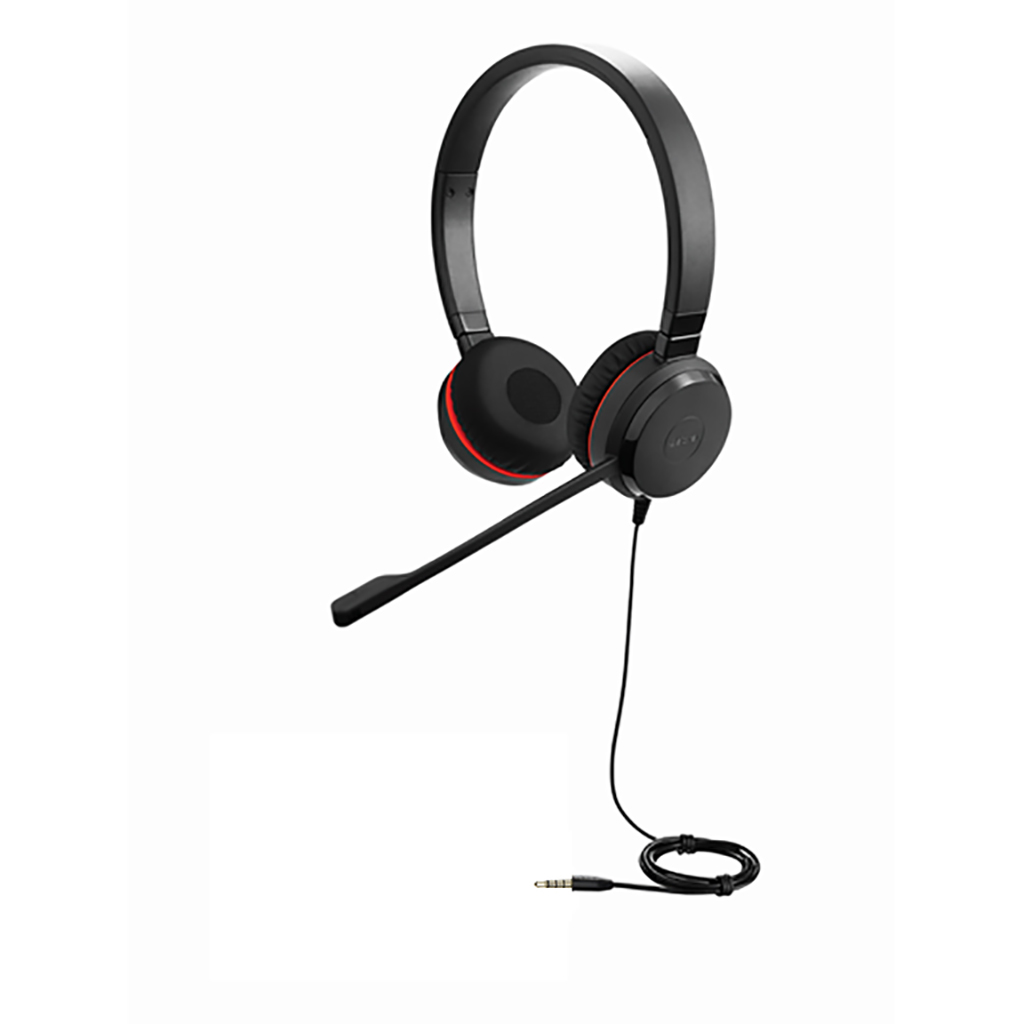 Jabra EVOLVE 30 II UC Stereo USB Headset with 3.5mm jack