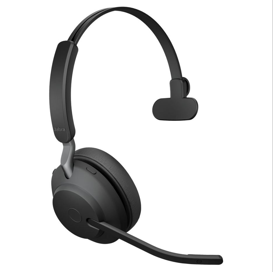 Jabra Evolve2 65 Uc Usb A Mono Bluetooth Headset 26599 889 999