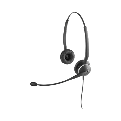 Jabra GN2125 Noise Canceling Telecoil headset Hearing Impaired