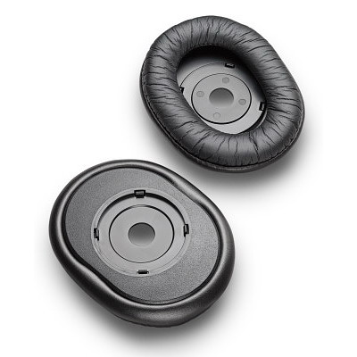 Plantronics Circumaural Leather Ear Cushions for Supra