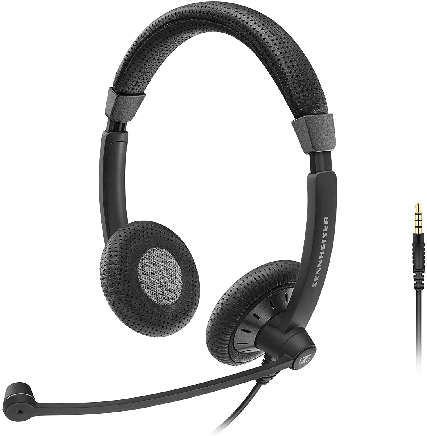 Sennheiser SC 75 3.5mm Double Sided Stereo Headset
