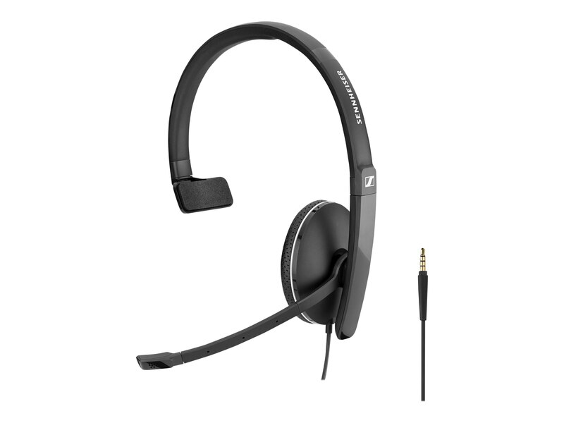 Sennheiser SC 135 3.5mm One Sided Headset