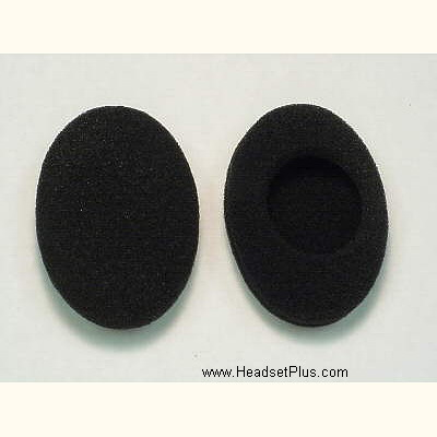 Plantronics Ear Cushions for Audio 20 60 70 DSP 400 (2 pairs)