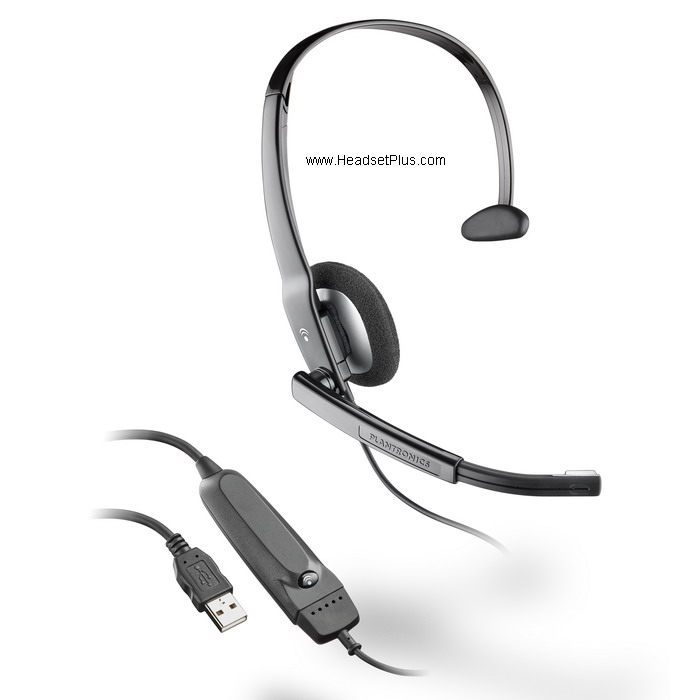 Plantronics .Audio 615M USB for Office Communicator *Discontinue