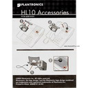 Plantronics extender arm Kit for Meridian/Nortel *Discontinued*