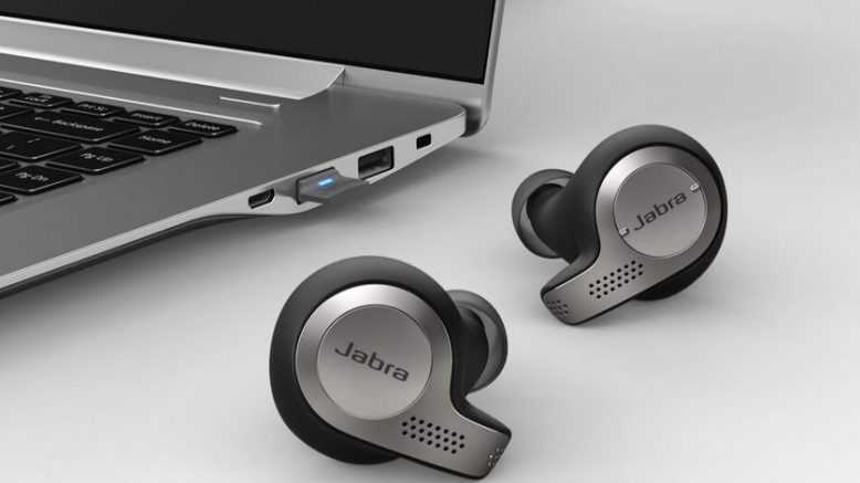 Jabra Evolve 65t Uc Stereo Usb Bluetooth Earbuds 6598 832 209