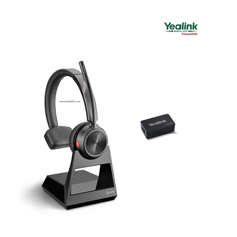 Plantronics Savi 7210 +EHS Yealink Certified Wireless