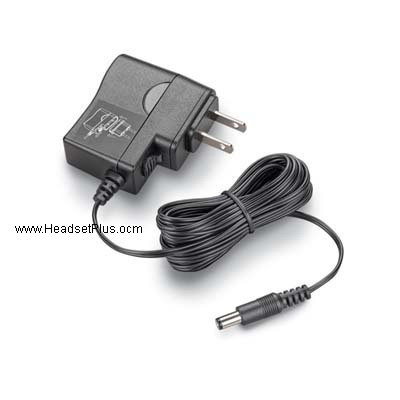 Plantronics MDA200/MDA220 AC/DC Wall Adapter