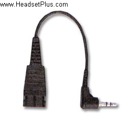 GN Netcom 3.5mm Headset Adapter Cable *Discontinued*