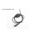 Jabra Link 850 Training/Supervisory Cord with Mute