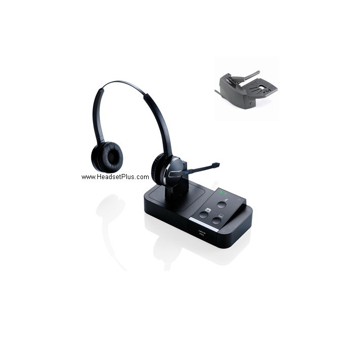Jabra 9450 Duo+GN1000 Wireless Headset Bundle *Discontinued*