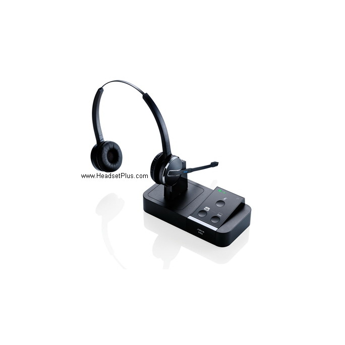 Jabra Pro 9450 Duo (2 ears) Wireless Headset *Discontinued*