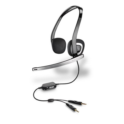 Plantronics .Audio 330 PC Computer Headset *DISCONTINUED*