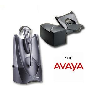 Plantronics Avaya AWH-54+HL10 Partner Wireless Headset *Disconti