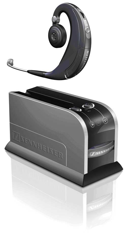 Sennheiser BW900 Bluetooth Wireless Headset *Discontinued*