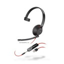 Plantronics Blackwire 5210 USB, 3.5mm Headset, Microsoft Skype