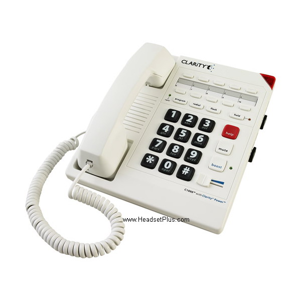 Clarity Walker C1000 Amplified Telephone *Discontinued*