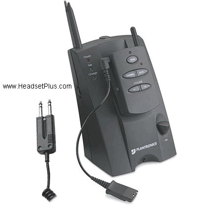 Plantronics CA10CD Push-to-Talk Cordless Amplifier **DISCONTINUE