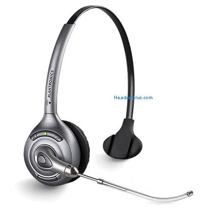replacement headset for plantronics cs351 supraplus. Black Bedroom Furniture Sets. Home Design Ideas