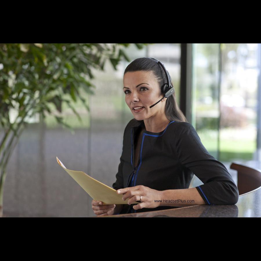 Plantronics Cs540 Cis Cisco Ip Phone Compatible Wireless Headset