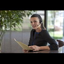 Plantronics CS540 Wireless Headset, Convertible Headset