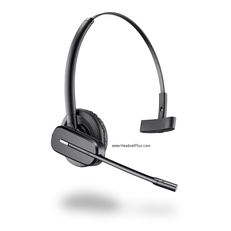 Plantronics Cs540 Wireless Headset C054 Co54 84693 01