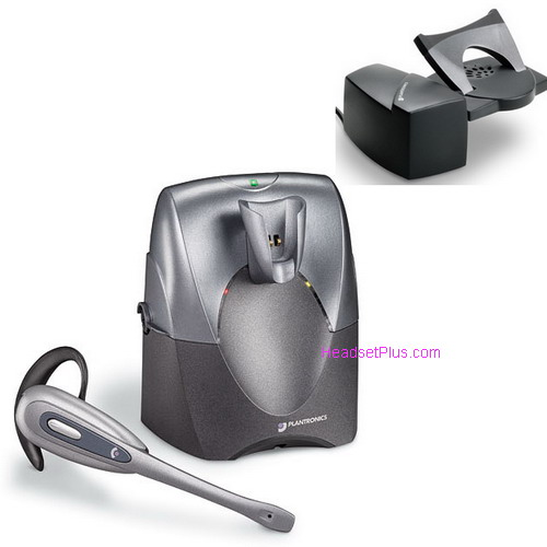 Plantronics CS55+HL10 Wireless Headset Lifter Combo *Discontinue