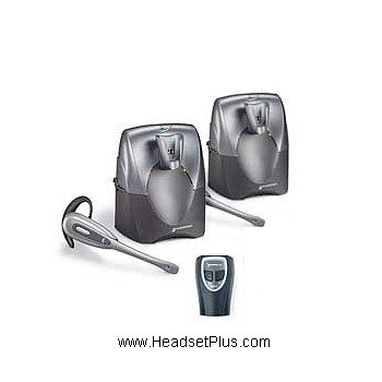Plantronics CS55 Wireless Headset Training Package *Discontinued