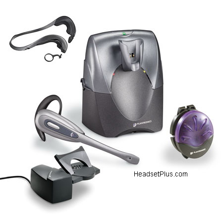 Plantronics CS55EX Premium Bundle *Discontinued*