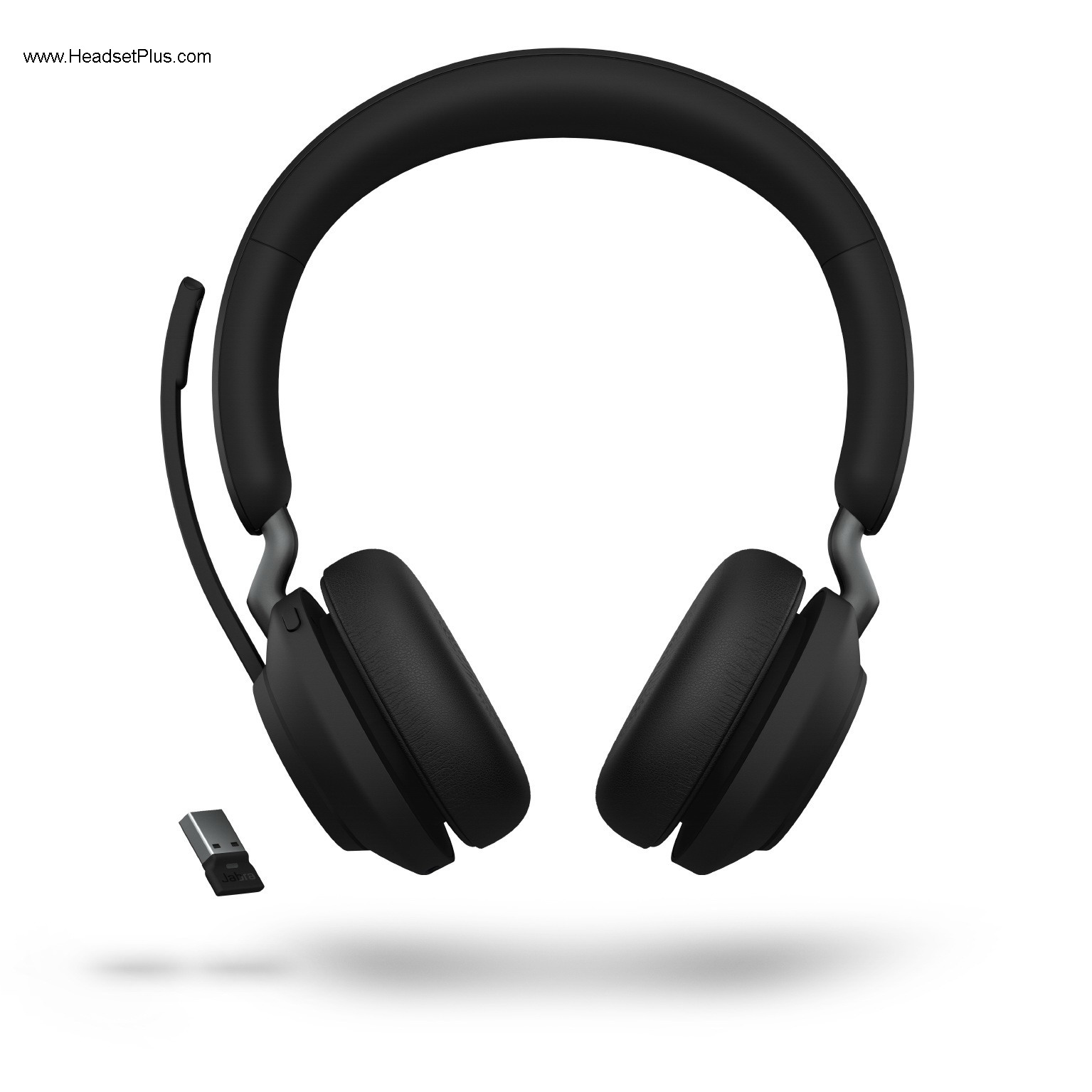 Jabra Evolve2 65 UC Stereo Bluetooth Wireless USB-A Headset