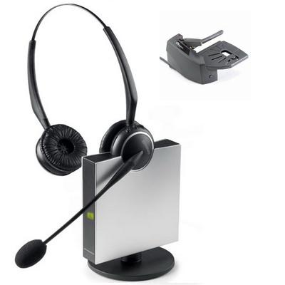 GN Netcom 9120 Duo Wireless headset GN1000 Combo *Discontinued*