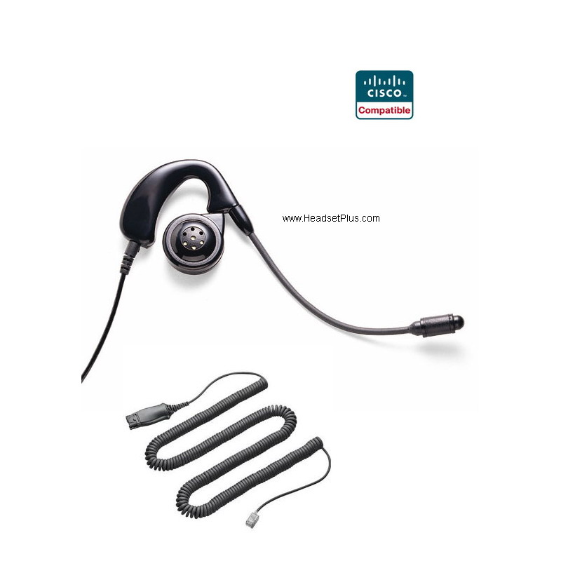 Plantronics H41N-CIS CISCO IP Noise Canceling *Discontinued*