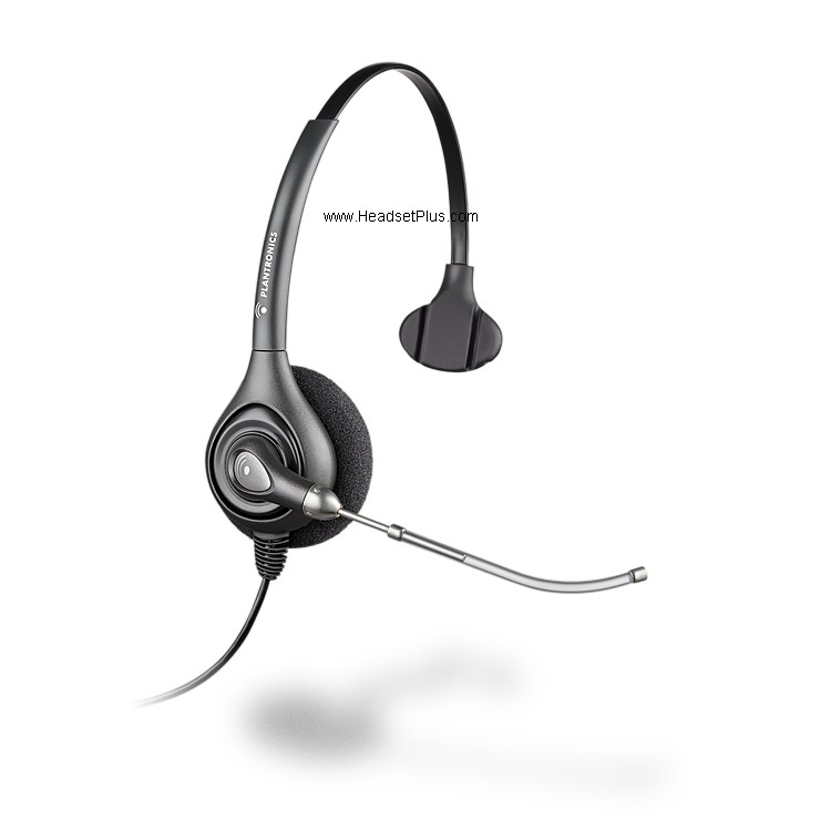 Plantronics HW251 SupraPlus Wideband Voice Tube Headset