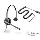 Plantronics HW251N-POLY Noise Canceling Polycom Certified Headse