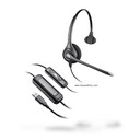 Plantronics HW251N/DA-M USB MOC Wideband Headset *Discontinued*