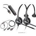 Plantronics USB Training Bundle with Two HW251N Headsets
