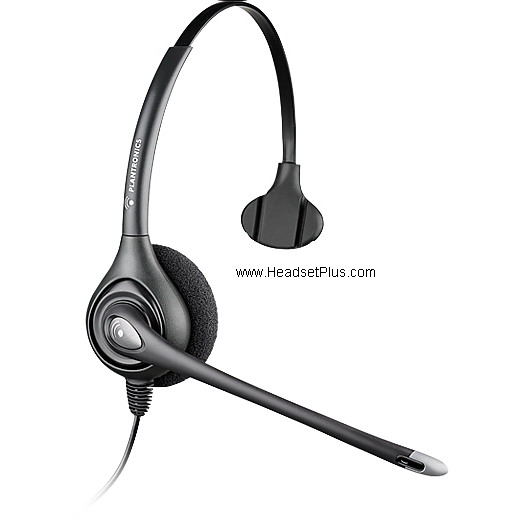 Plantronics HW251N SupraPlus Wideband Headset *Discontinued*